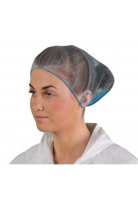 Nylon Disposable Hairnet D115